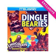 IT'SUGAR Chocolate Covered Gummy Bears