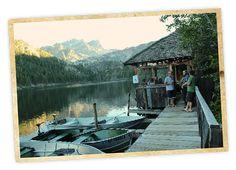 Sardine Lake Resort, Packer Lake - Weekend Sherpa