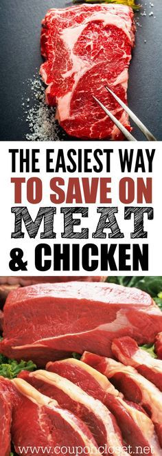 The best Way to Save money on meat without using coupon. How to Find your Stock…