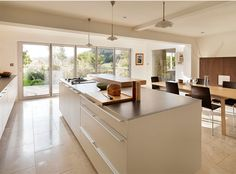 bulthaup by kitchen Architecture 'An eco family home in a village location' case study.