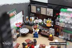 Image result for lego cafe