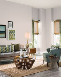 Charmant Neutral Walls Make It Easy To Dress Up Any Room With Art And Accents. Try · Warm  Paint Colors// ...