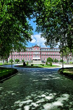 Vidago Palace by Porto Convention and Visitors Bureau, via Flickr, Portugal
