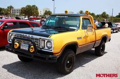 "dodge macho edition | This 1978 Dodge ""Macho"" Power Wagon with 360ci motor is owned by ..."