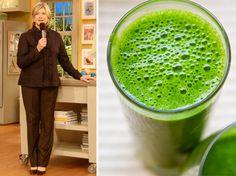 Martha's Secret Green Juice Recipe