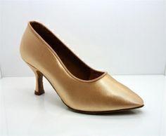M111W CINDINI Dames ballroomdansschoen hakhoogte 7,5 cm | Ballroom Dames | DeJo`s Danceworld