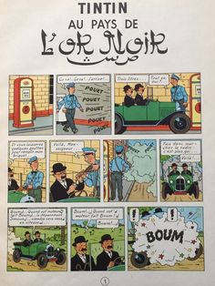 Tintin book illustrations #books #art #tintin