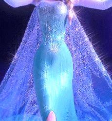 Elsa dress frozen awesome