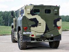 """Rússia apresenta novo veículo blindado de última geração Medved, """"Urso"""" em russo"""