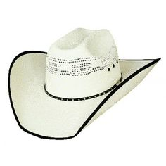 Bullhide Cowboy Hat Beer Time 20X Bangora Straw Cowboy Hat JUSTIN MOORE  COLLECTION Western Hats 06bb111060f3