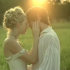 I remember this part in the video when their running through the field <3