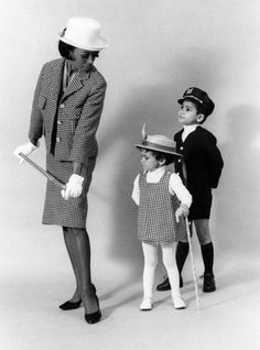 """Singer, dancer and actress Josephine Premice(1926-2001) with daughter Susan Fales-Hill and sonEnrico Fales in the early 1960s. A two-time Tony Award nominee (Jamaica, 1958 and A Hand is on the Gate, 1967) Ms. Premice studied dance with Martha Graham and Katherine Dunham. She also appeared on """"The Jeffersons,"""" and """"A Different World,"""" where her daughter was a long-time writer and producer. I highly recommend Ms. Fales-Hill's memoir about her mother, """"Always Wear Joy."""" Photo: G. Marshall…"""