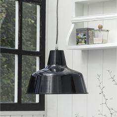 "Lampe Sort - Ib Laursen, ""Mynte"""
