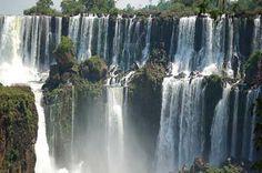 Cataratas del Iguazú (en Argentina y Brasil)