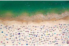 Gray Malin, Coogee Beach (Horizontal)