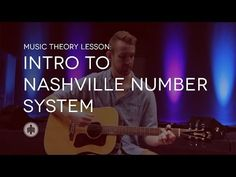 Music Theory Lesson - Intro To Nashville Number System - The Church Collective