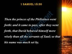 1 samuel 18 30 the philistine commanders continued powerpoint church sermon Slide05sales@slideteam.net