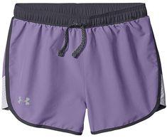 a1b91e0f5194 Under Armour Kids Fast Lane Shorts Girl s Shorts