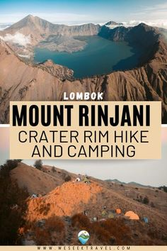 MOUNT RINJANI CRATER RIM HIKE 2019 – EVERYTHING YOU NEED TO KNOW #lombok #hiking #adventure Travel Advice, Travel Guides, Travel Tips, Amazing Destinations, Travel Destinations, Hiking Tips, Best Hikes, Bali Travel, Travel Around