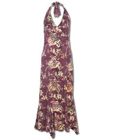SoulFlower-Jasmine Maxi Dress (20% off til 5/26/14. Use code MAY20 at checkout) #dress and #jewelry #sale