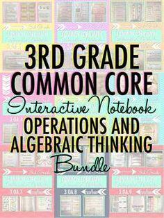 Let's Get Interactive! {A Giveaway! Teaching Tips, Teaching Math, Teaching Multiplication, Fractions, Maths, Interactive Journals, Teacher Boards, Math Classroom, Classroom Ideas