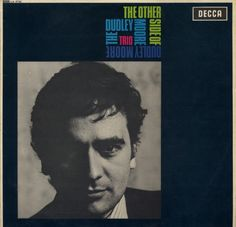 #TapasDeDiscos Dudley Moore - The Other Side Of Dudley Moore