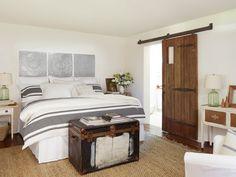 Vermont Master Bedroom - Bedroom Design Ideas - Country Living