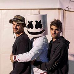❤❤❤ Marshmello and the Chainsmokers