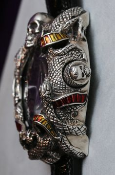 Montegrappa Chaos Watch For Stallone Hands-On Hands-On