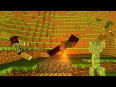 "▶ ♪ ""Heaven"" - A Minecraft Parody of Bruno Mars' ""When I Was Your Man"" ♪ - YouTube"