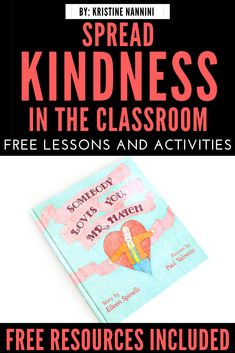Looking for a mentor text to help you teach social emotional learning in your upper elementary classroom? This post shares a great character ed lesson on kindness complete with anchor charts, mentor texts, and a free craftivity that you can do with students in your 2nd, 3rd, 4th, 5th, and 6th grade classroom. #ThirdGrade #FourthGrade #FifthGrade #SixthGrade #CharacterEd #KristineNannini