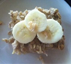 Banana Bread Oatmeal Breakfast Bars      Pages  Home About Recipes AdvoCare Contact me