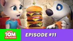 talking tom and friends episode 11 - YouTube