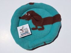 Wiener Dog Toy, Doxie Dachshund Gift, Fleece Frisbee, Gifts Under 10, Sausage Dogs, Indoor Dog Toys, Puppy Teething Toy, Made in Colorado #GiftsUnder10 #DogDisc #FleeceFrisbee #WienerDogToy #GiftsUnder15 #SausageDogs #DoxieDachshundGift #SoftPetToys #TugAWarToy #ComfyPetPads