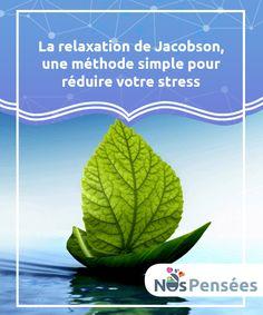 La relaxation de Jacobson, une méthode simple pour réduire votre stress La #relaxation de Jacobson est l'une des #techniques les plus efficaces pour #combattre les effets du stress #Psychologie