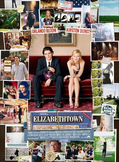 Cameron Crowe, Elizabethtown (2005)... Claire is one of my favorite character of all time, and I love movies with long travels with car and music...