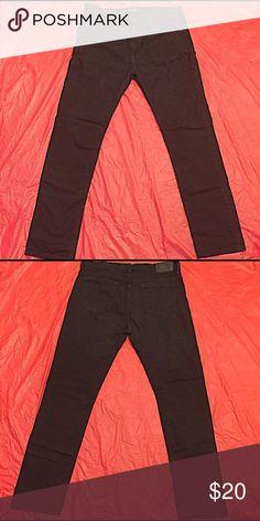 Mens Adam Levine The Engineer Slim Fit Mens Adam Levine The Engineer Slim Fit  Waist 36 Length 30 Jeans Slim