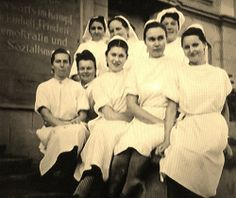 Krankenschwestern der DDR Psychiatrie,GDR Psychiatric