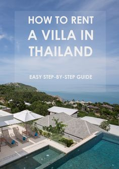 Thailand villa rent – the step-by-step guide We will explain in this post how to…