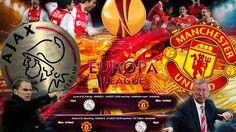 Ajax vs Manchester United Full Match HD Highlights UEFA Final Europa Lea...