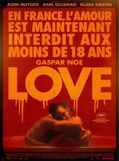 LOVE - Gaspar Noé - 2015