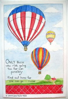 33 Best Balloon Quotes Images Colors Globes Hot Air Balloon