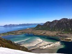 Heute auf den Lofoten in #Norwegen <3 Alles zu diesem wunderschönen Archipel findet ihr auf https://www.visitnorway.com:443/de/reiseziele/nordnorwegen/die-lofoten-inseln :)