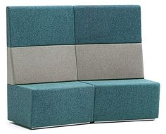 Fifteen Soft Seating - Product Page: http://www.genesys-uk.com/Soft-Seating/Fifteen-High-Back-Soft-Seating/Fifteen-High-Back-Soft-Seating-Fifteen-High-Back-Sofa.Html  Genesys Office Furniture - Home Page: http://www.genesys-uk.com  Fifteen High Back Soft Seating, is a modular range, with a wide variety of component options. It is available in straight, concave or convex units, seating one to four people.