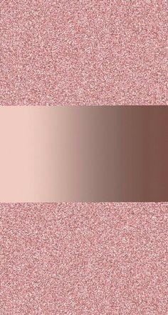 Rose gold wallpaper, rose gold lockscreen, glitter phone wallpaper, c Iphone Wallpaper Rose Gold, Rose Gold Backgrounds, Pink Wallpaper, Cellphone Wallpaper, Screen Wallpaper, Rose Gold Lockscreen, Gold Sparkle Wallpaper, Pink Iphone, Gold Sparkle Background