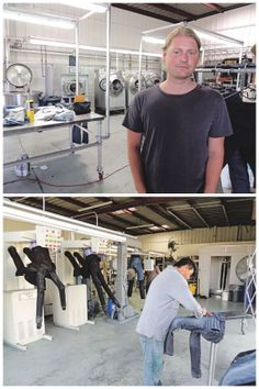 Potassium won't get past this denim. (http://www.apparelnews.net/news/2014/may/29/potassium-no-pumice-denim-makers-look-manufacturin/) #Anti #Potassium #Pumice #Denim #Treatments #Jeans #Production #ApparelNews