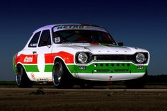 Its safe to say we Americans REALLY got the short end of the Ford Escort stick.