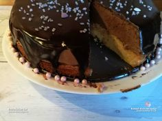 Tej- és gluténmentes csokitorta Évától | gluténmentes Íz-Lik rovat Paleo, Gluten Free, Pudding, Tej, Desserts, Food, Meal, Glutenfree, Custard Pudding