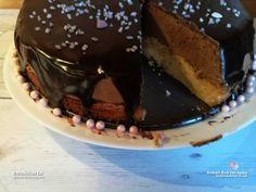 Tej- és gluténmentes csokitorta Évától   gluténmentes Íz-Lik rovat Paleo, Gluten Free, Pudding, Desserts, Tej, Food, Glutenfree, Tailgate Desserts, Deserts