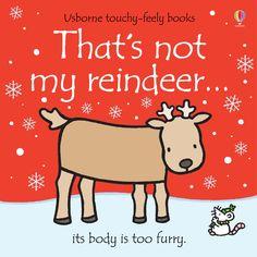 Usborne That's Not My Reindeer Book